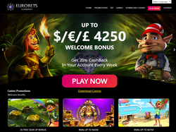 Play EuroBets Casino Now