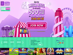 Play Fairground Slots Now