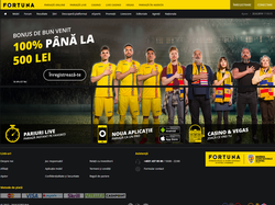 Play Fortuna - Romania Now