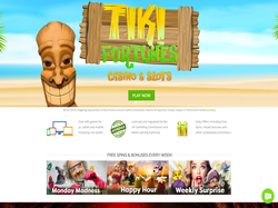 Play Tiki Fortunes Now