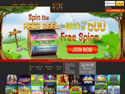 Play Mr Wolf Slots Now