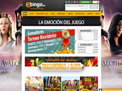Play eBingo.es Now