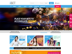 Play iBET Now