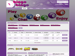 Play BingoBingo Now