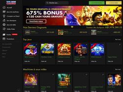 Play Vive Mon Casino Now
