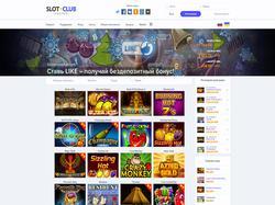 Play Slot Club Casino Now
