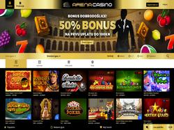 Play Arena Casino Now