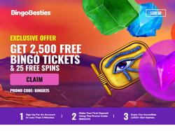Play Bingo Besties Now