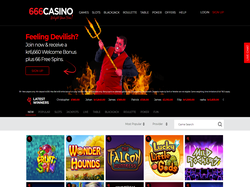 Play 666 Casino Now