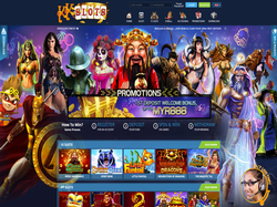 Play KKSlots Now