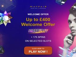Play Mayfair Casino Now