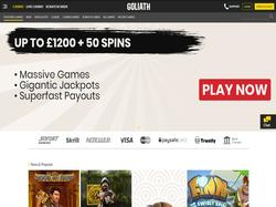 Play Goliath Casino Now