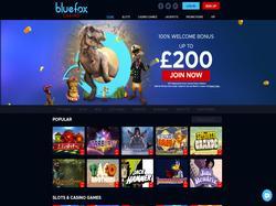 Play Bluefox Casino Now