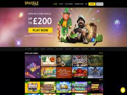 Play Sparkle Slots Now
