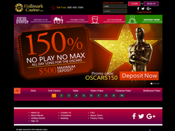 Play Hallmark Casino Now