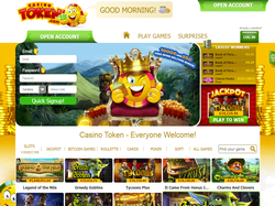 Play Casino Token Now