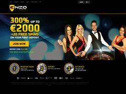 Play Enzo Live Casino Now