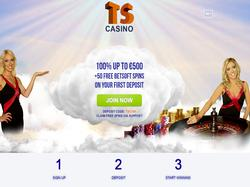 Play TS Live Casino Now