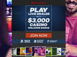 Play Bovada Live Dealer Now
