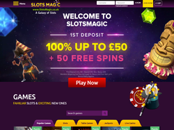 Play SlotsMagic UK Now