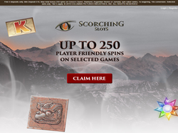 Play Scorching Slots Now
