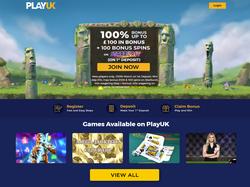 Play PlayUK Now