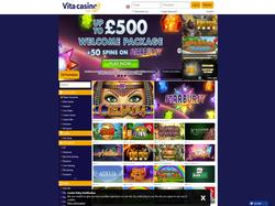 Play Vita Casino Now
