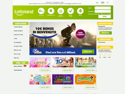Play Lottoland Italy Now