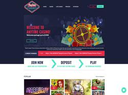 Play Anytime Casino Now