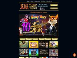 Play Big World Casino Now