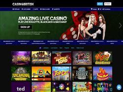 Play Casino British Now