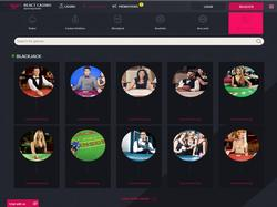 Play React Live Casino Now
