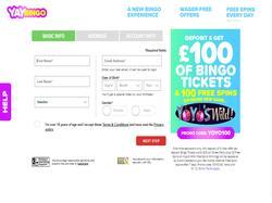 Play YAY Bingo Now