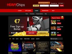 Play Heavy Chips Games Now