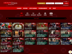 Play Heavy Chips Live Casino Now