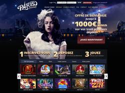 Play Paris Casino Now