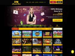 Play Pound Slots Now