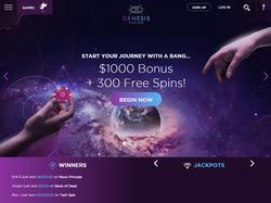 Play Genesis Casino Now