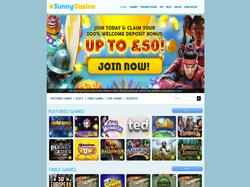 Play Sunny Casino Now