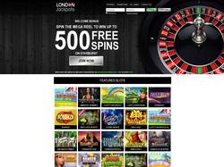 Play London Jackpots Now