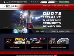 Play BetLive5K Now