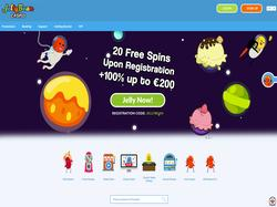 Play Jellybean Casino Now