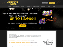 Play Charming Slots Now