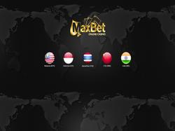 Play MaxBet Online Casino Now