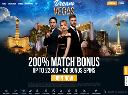 Play Dream Vegas Now