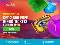 Play Sundae Bingo Now
