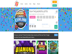 Play Islands Lotto Now