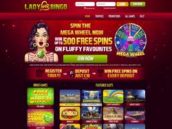 Play Lady Love Bingo Now