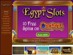 Play Egypt Slots Now