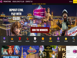 Play VegasLand Casino Now